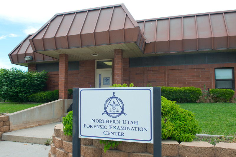 Northern Utah Sexual Assault Nurse Examiners serve rape victims buy examine the body of rape victims. The main goal is to collect evidence for prosecution of the rape perpetrators. At the NASANE Building in South Ogden on June 16, 2015.
