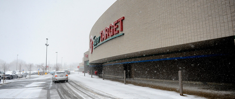 Snowy weather could not stop Ogden Clinic from holding its second annual Shop with a Doc event. Health care workers take 50 needy children shopping for Christmas. On December 7 2013.(Brian Wolfer Special to the Standard-Examiner)