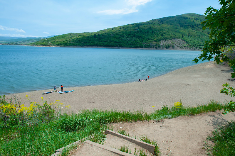 Pineview Reservoir on Thursday May 20, 2021