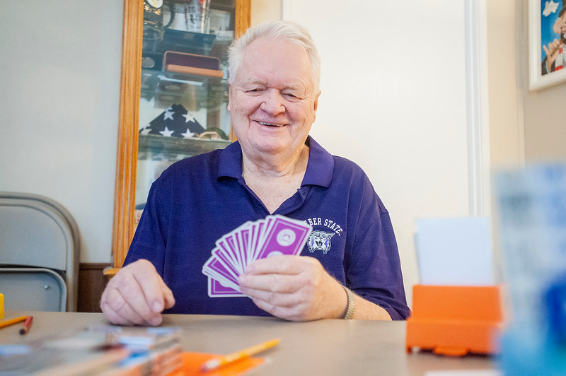 Robert Donaldson has been playing Bridge for many years and recently earned the rank of Diamond Life Master for his participation in competitive events, On Thursday May 13, 2021 in Riverdale.