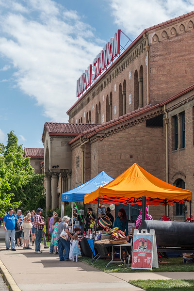 The Union Station Foundation hosts its third annual Heritage Festival at Ogden's Union Station on Saturday May 13, 2017.