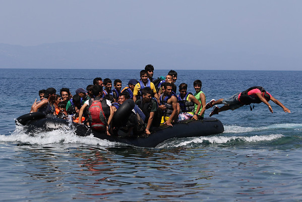 GREECE-MIGRANTS