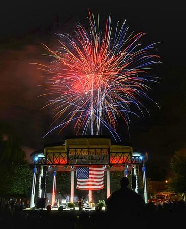 Bristol 4th. July Celebration