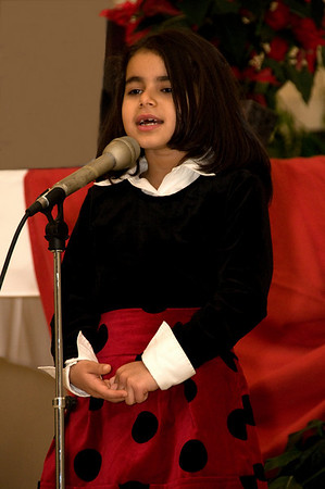 Chanteuse Anna-Teresa Ammoun
