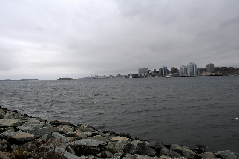 View of Halifax Harbour from Dartmouth Ferry Terminal