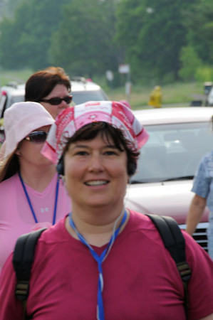Ottawa - Le weedend pour vaincre le cancer du sein/ Ottawa - Week-end to end breast cancer