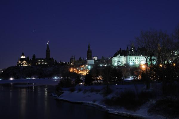Ottawa Earth Hour 2008