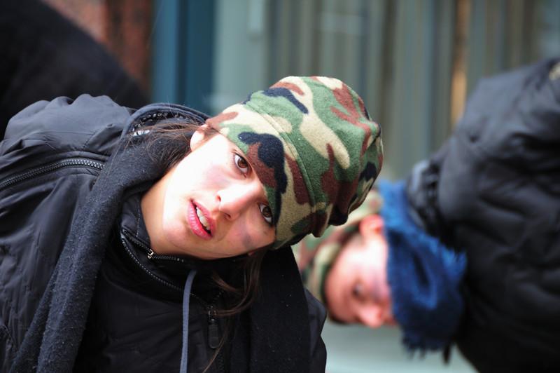 Unité théâtrale d'interventions loufoques www.theatreutil.org