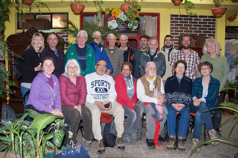 2019 GSP Volunteer Travelling Group