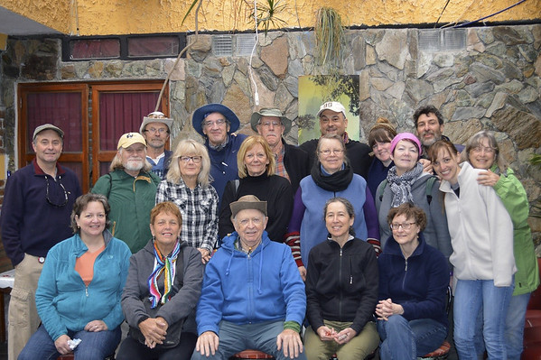 2015 GSP Volunteer Travelling Group