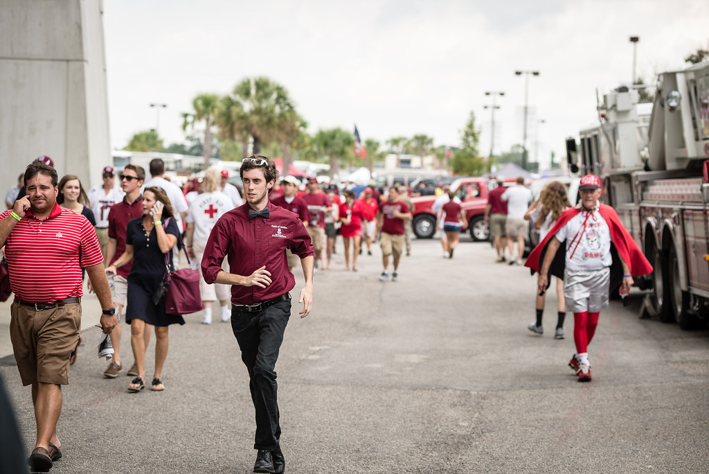 Gamecocks are in motion!