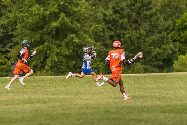 Predators vs. Crossfire Irmo LaCrosse