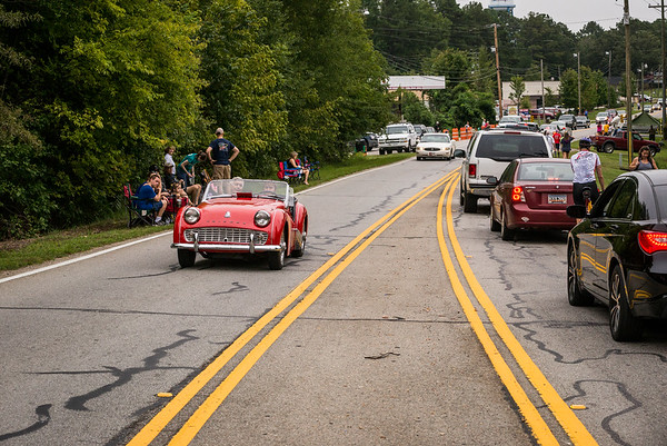 Chapin Labor Day Parade