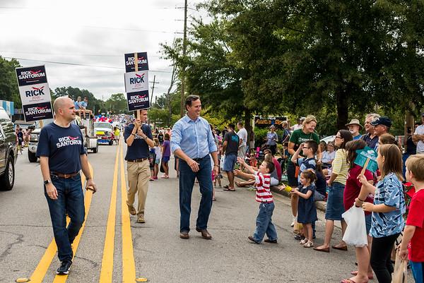 Chapin Labor Day Parade