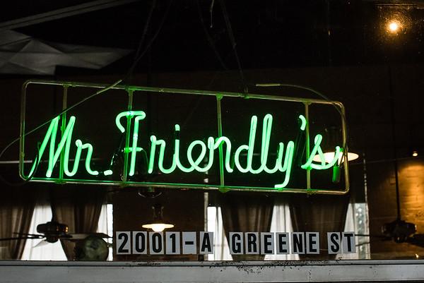 Mr. Friendly's