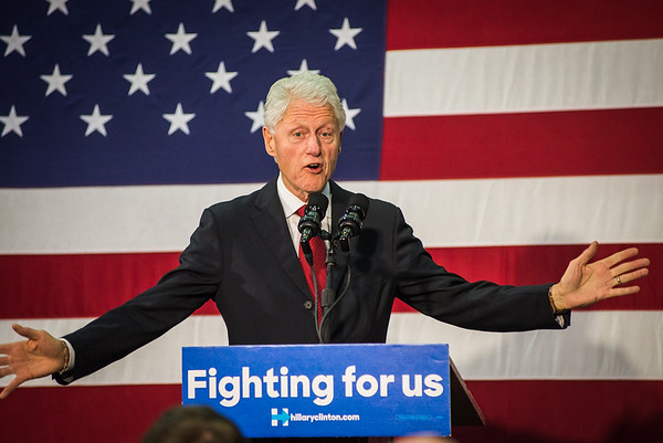 Bill Clinton At FMU