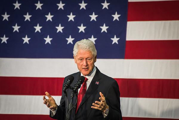 Bill Clinton At FMU