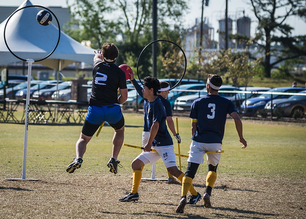 9 Quidditch World Cup