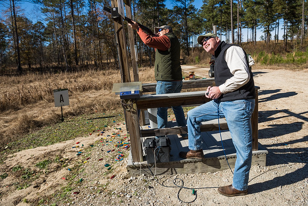 2018 SCMA Sporting Clays Classic held at the National Wild Turkey Federal Palmetto Shooting Complex in Edgefield, South Carolina on December 6, 2018. Photos by John A. Carlos II