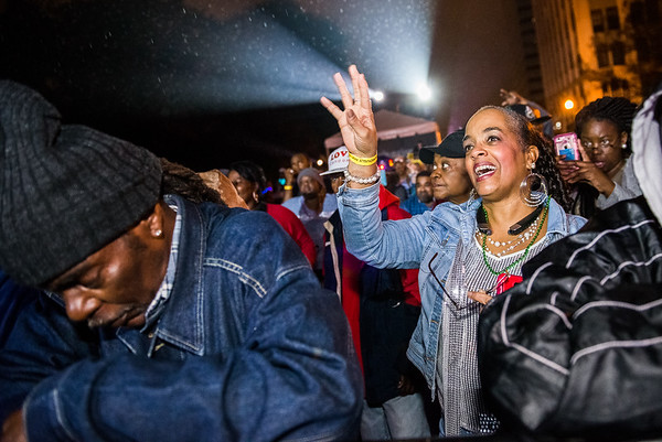 Photos from 2018 Famously Hot New Year, celebration in Columbia, SC featuring 90's R&B group, En Vogue.  John A. Carlos II / Special to The Free Times