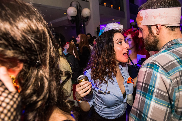 Free Times 2018 Halloween Party. John A. Carlos II / Special to The Free Times