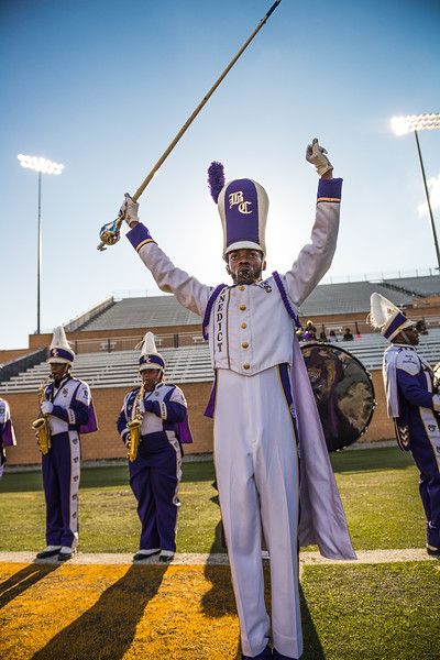 Benedict College Vs. Florida Tech at Charles W.Johnson Stadium, in Columbia on September 1, 2018. John A. Carlos II / Special to The Free Times