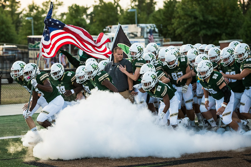 River Bluff Vs. Pilion at River Bluff Stadium, in Lexington on August 31, 2018. John A. Carlos II