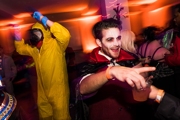Free Times 2019 Halloween party. John A. Carlos II / Special to The Free Times