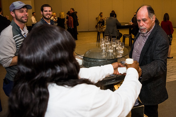 Gamecock Brews & Bites: A Craft Pairing Event presented by Founders FCU at South Carolina Alumni Center, in Columbia on November 1, 2019. John A. Carlos II