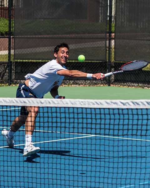 Big East Tennis Championship at Cayce Tennis & Fitness Center, in Cayce on April 22, 2019. John A. Carlos II