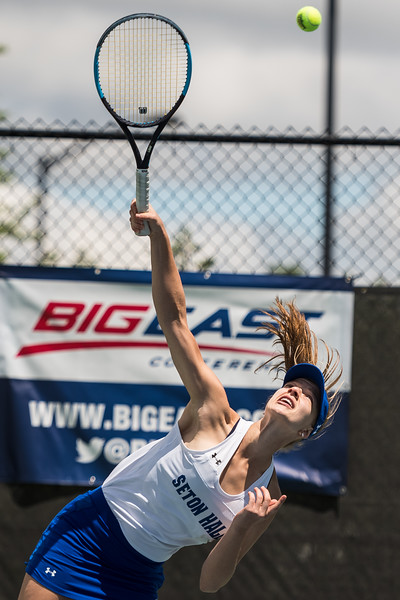 Big East Tennis Championship at Cayce Tennis & Fitness Center, in Cayce on April 20, 2019. John A. Carlos II