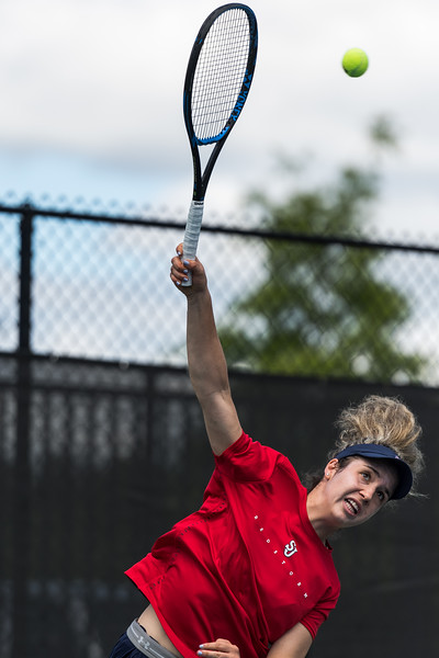 Big East Tennis Championship at Cayce Tennis & Fitness Center, in Cayce on April 21, 2019. John A. Carlos II