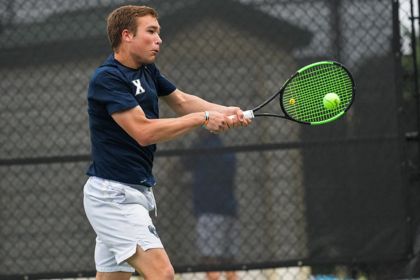 Big East Tennis Championship at Cayce Tennis & Fitness Center, in Cayce on April 19, 2019. John A. Carlos II