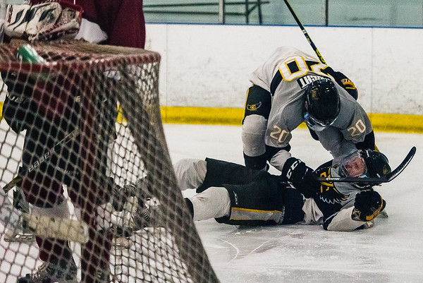 University of South Carolina Vs. Kennesaw State at Plex Ice, in Irmo on February 1, 2019. John A. Carlos II