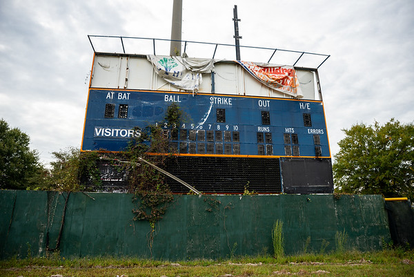 The 93 year old, Capital City Stadium has sat empty since 2014. John A. Carlos II / Special to The Post and Courier