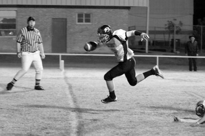 October 8, 2010 - Buckholts Badgers  vs. Cranfills Gap Lions.  Buckholts won 65-20 in a game ended in the fourth quarter because of the six-man mercy rule.