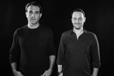 Bobby Cannavale and Dan Fogelman BUILD