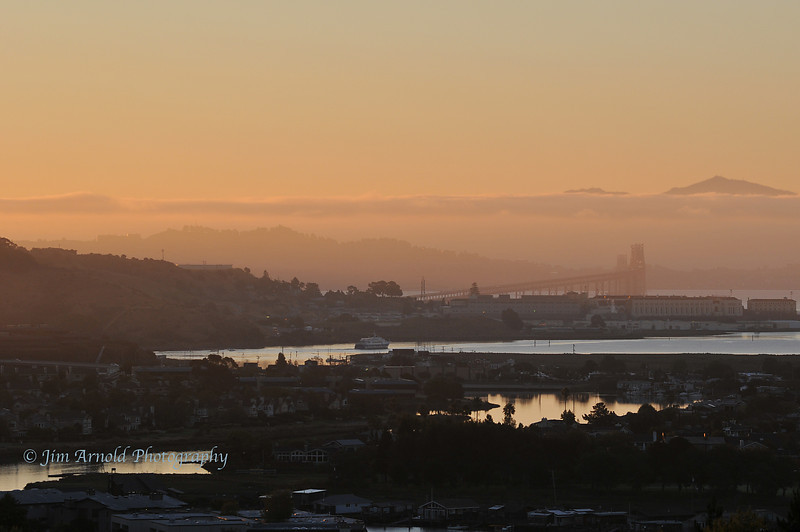 Chevron Refinery FIre - Richmond, CA - The Morning After