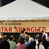Band at Lynnwood 4th of July Celebration<br /> For the Enterprise/John Kossik