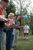 For the Enterprise/John Kossik<br /> All those involved in the realization of the new Hillside Park simultaneously cut the ribbon to officially open the park