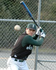For the Enterprise/John Kossik<br /> Jackson's Kawika Emsley-Pai takes some time in the batting cage