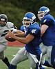 For the Enterprise/John Kossik<br /> Daimino Stewart touchdown Vikings