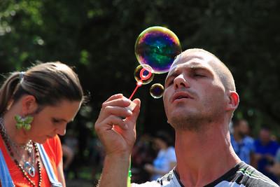 Buborékfújó nap 2015