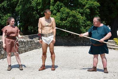 Gladiators' life — Gladiátorélet