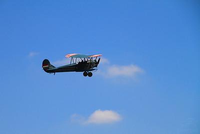 Polikarpov PO2 (CSS13) airborne — Polikarpov PO2 (CSS13) a levegőben