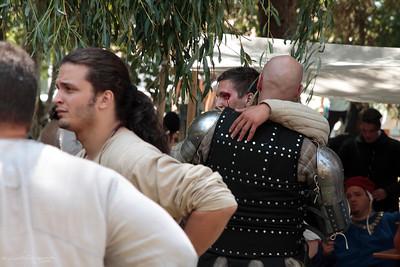 Knights Play Hard — A lovagi torna kemény játék