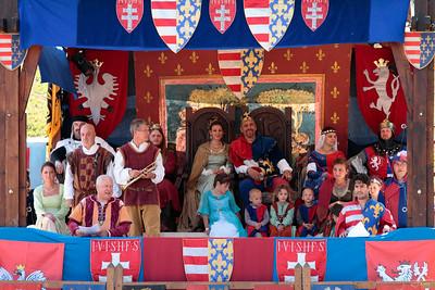 The Royal Court — A királyi udvartartás