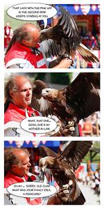 Ike the Eagle