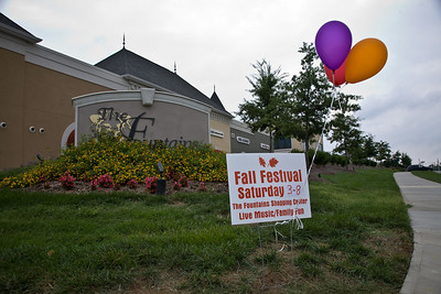 Fall Fun Fest for Wounded Warrior Project 9/27