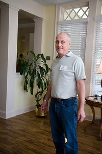 Philip Goldson, Volunteer at Hospitality House of Charlotte